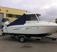 saver 590 cabin fisher