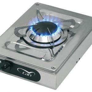 Fornelli a gas ad appoggio in acciaio inox