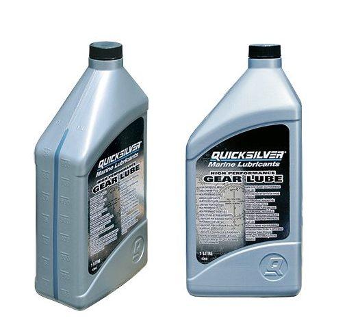 QUICKSILVER HIGH-PERFORMANCE GEAR LUBE ml. 946