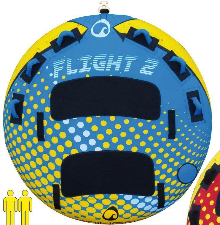 "GONFIABILE ""FLIGHT"" Mod. FLIGHT 2 PORTATA PERS. 2"